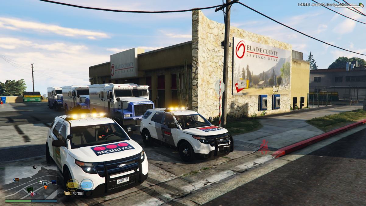 Grand Paris RP - Serveur Grand Theft Auto